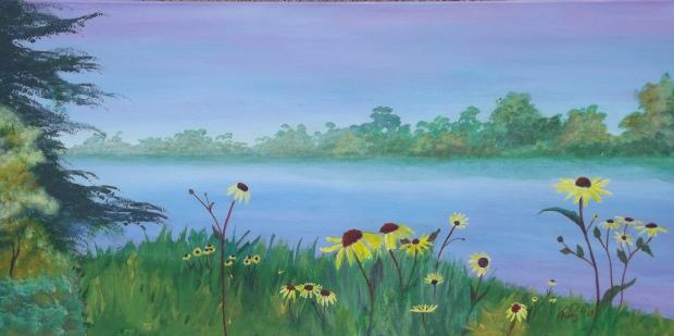 River Daisies
