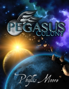 Pegasus Colony book cover