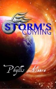 storm's coming ebook Amazon
